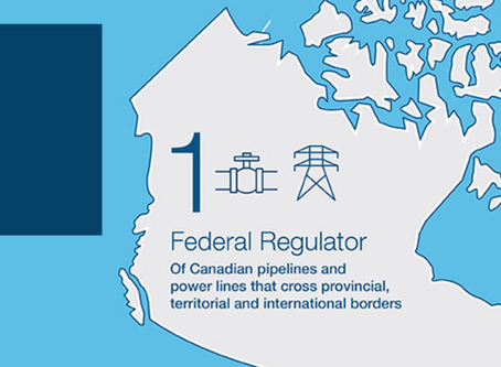 "The New ""CER"" - Canadian Energy Regulator"