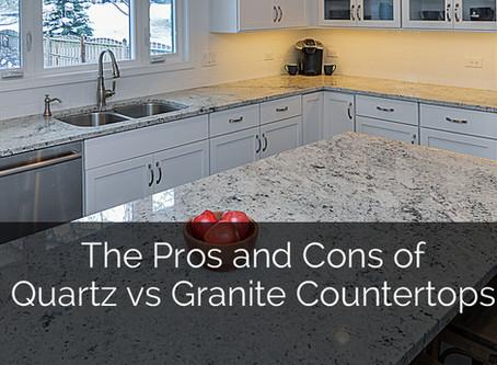 Quart or Granite?