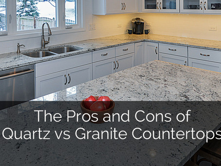 Quart or Granite?