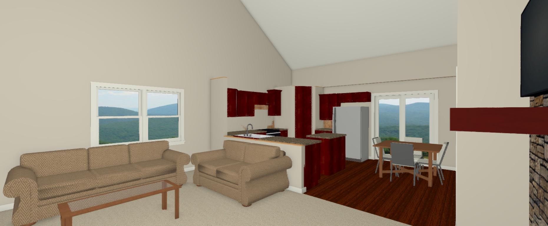 Holt 3D view