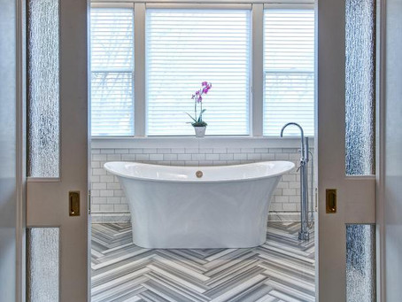 How to offer more space to a bathroom