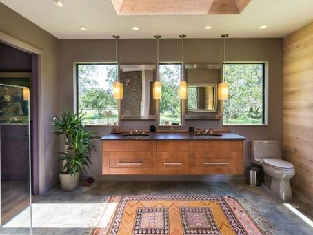 8 Bathroom Trends Designers Are Loving!