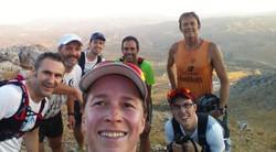 On Cerro Loja with Mala Caras