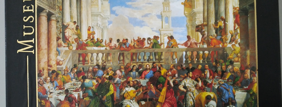 Puzzle, 1000 Teile, Clementoni Museum Collection, Louvre, Veronese