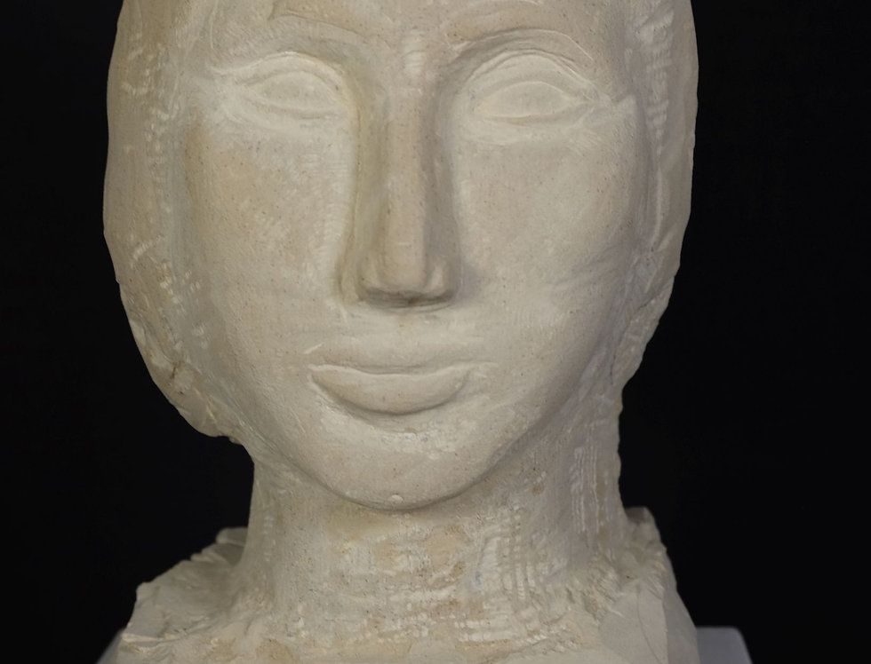 Tohama Al Mustafa - Frau