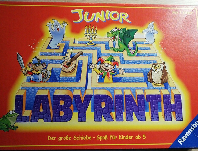 Junior Labyrinth, Ravensburger