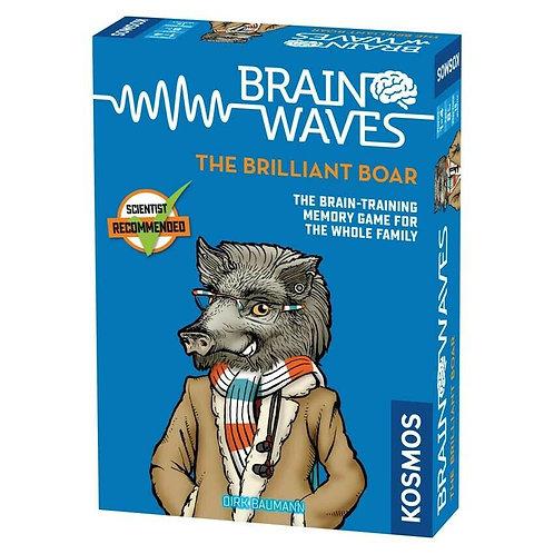 Brainwaves : The Brilliant Boar, english Version, neu