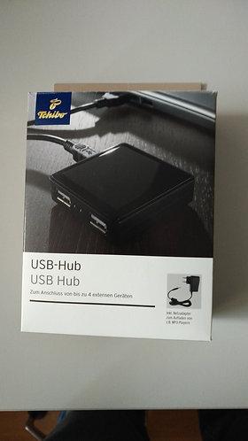USB Hub, 4 Anschlüsse, Tchibo