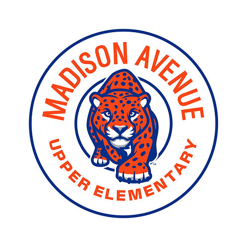 Madison Avenue Upper Elementary Decal