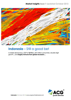 Indonesia - Still a good bet