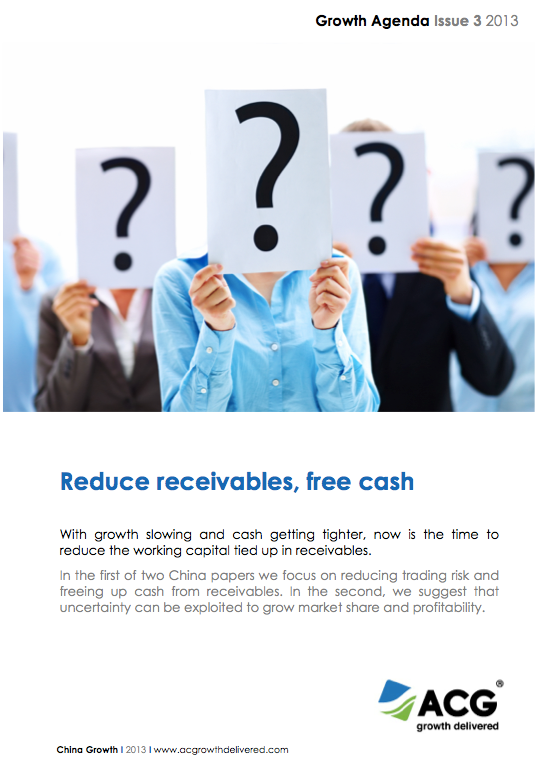Reduce Receivables