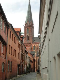 Lüneburg Gasse