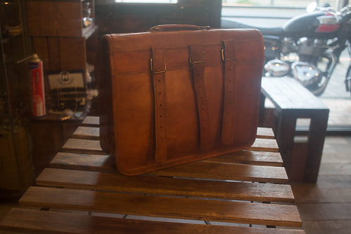 Vintage Leather Bag Lサイズ