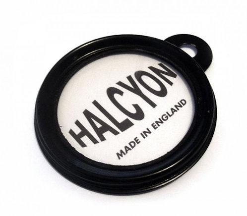Halcyon製 ライセンスホルダー272 ブラック 黒