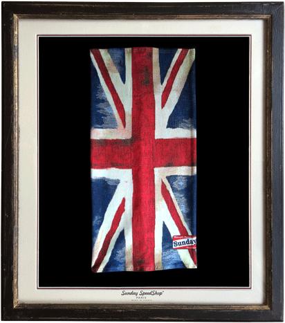 -Union - シルクタッチスカーフ SundaySpeed フランス製