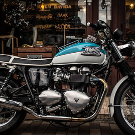 BonnevilleT100 Classic