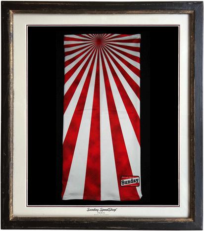 -Japan- シルクタッチスカーフ SundaySpeed フランス製