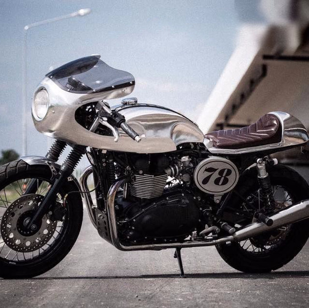 T100 Caferacer