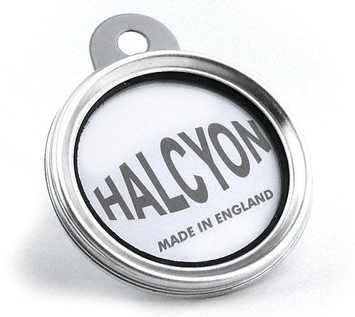 Halcyon製 ライセンスホルダー273 ステンレス