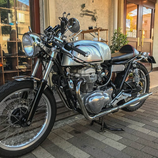 W650 Caferacer