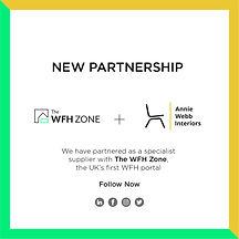 The WFH Zone - Annie Webb - Partnership