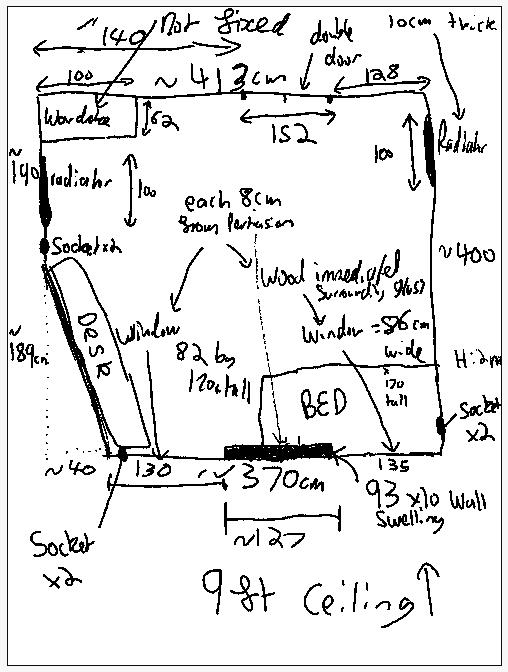 John's floor plan