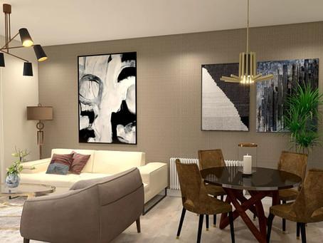 10 Interior design secrets of the show home