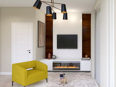 6 ideas for your TV wall