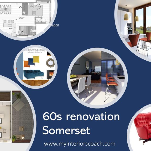 60s renovation, Somerset