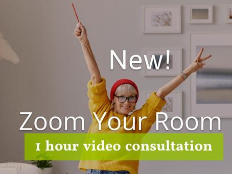 Zoom My Room!