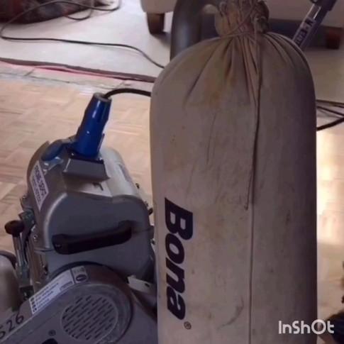 Creating a new parquet floor