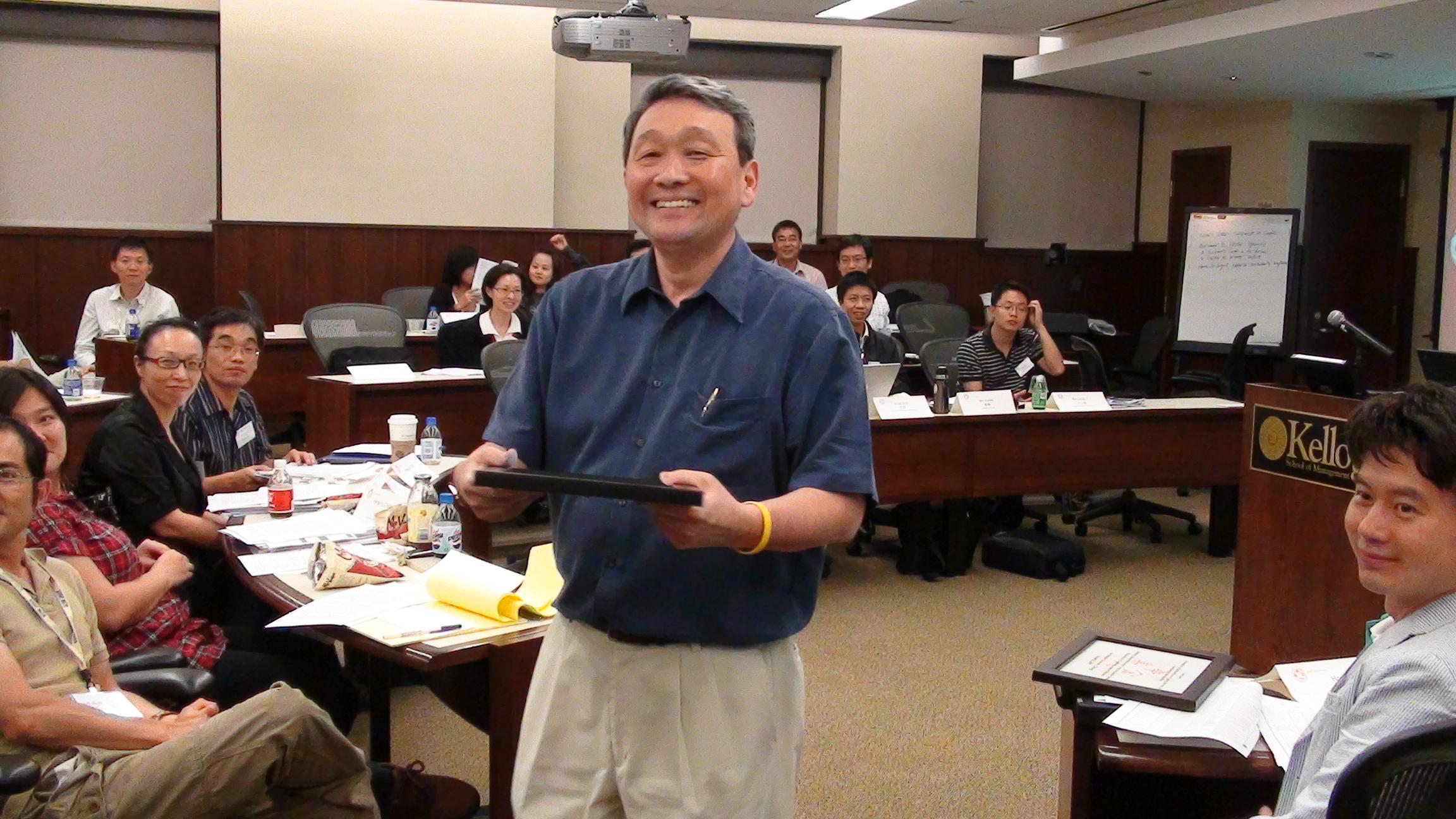 2009 Chinese Scholar Workshop 029