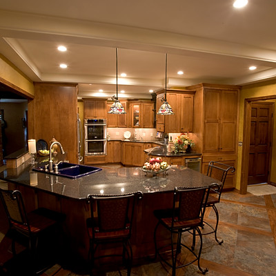 """National """"Contractor of the Year"""" Award Winning Kitchen"""
