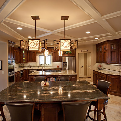 Big Kitchen for a Big Family