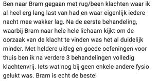 Behandeling heuppijn Amsterdam