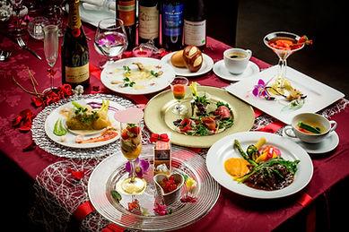 dinner・ディナー・フレンチレストラン・本格フレンチ・ちゃt北谷