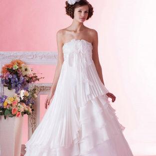 エンパイア.ドレス.ウェディング.結婚式.挙式.wedding.tuxedo