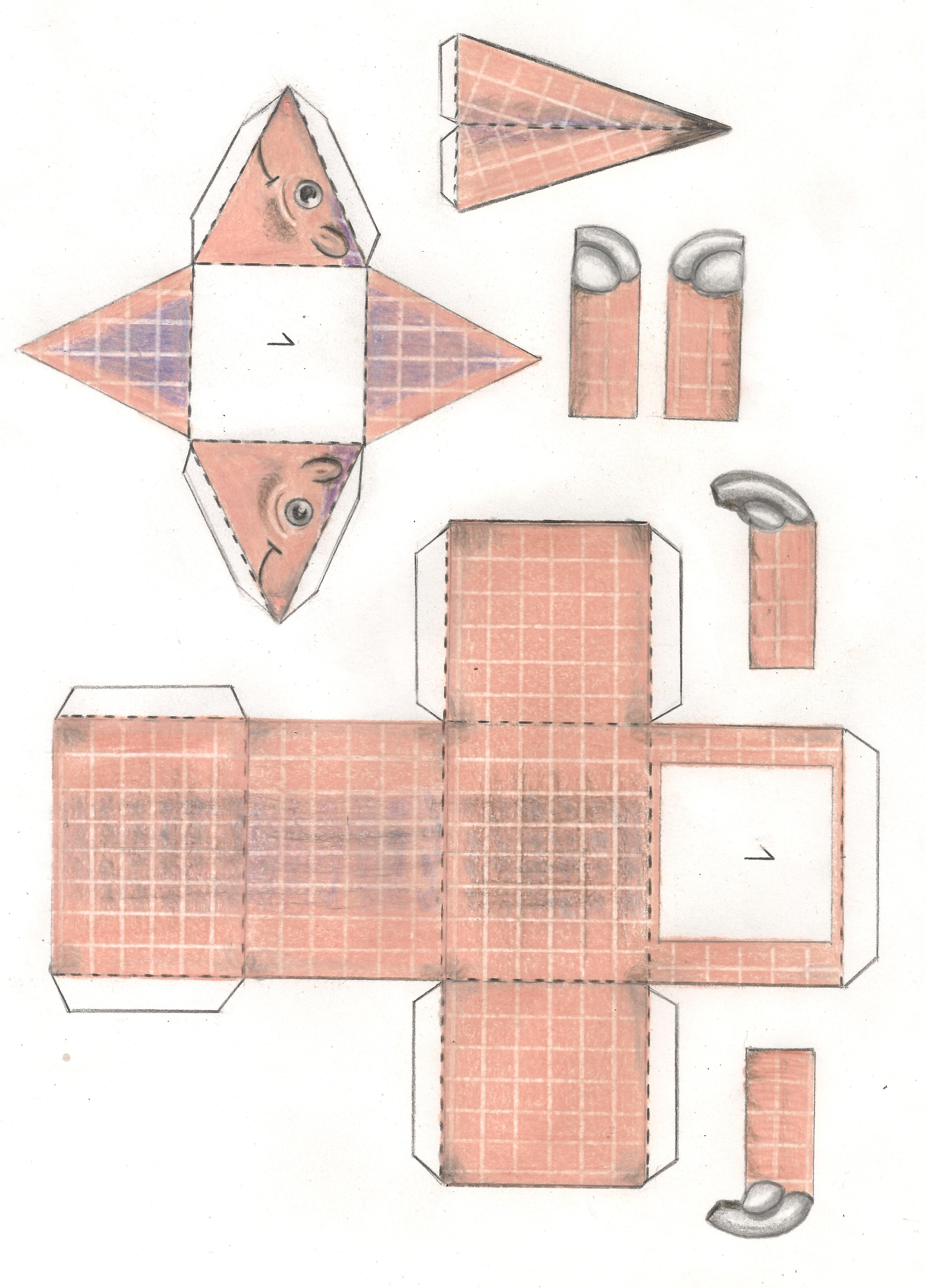 Cubo de tatu / Armadillo cube
