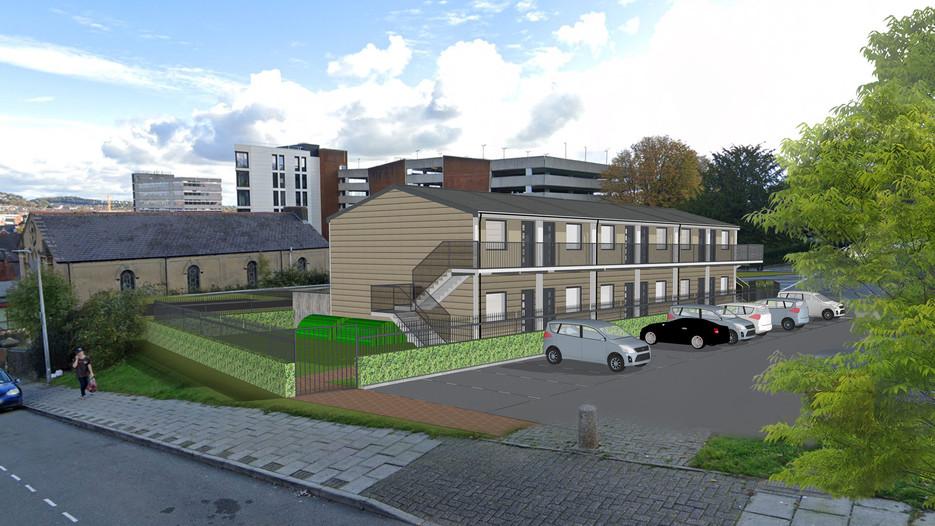 Housing Association, Wales