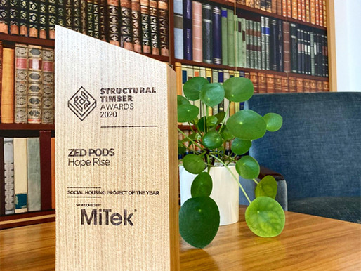 Structural Timber Awards 2020