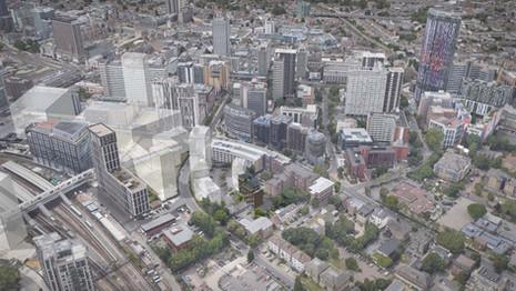 Croydon private housing scheme