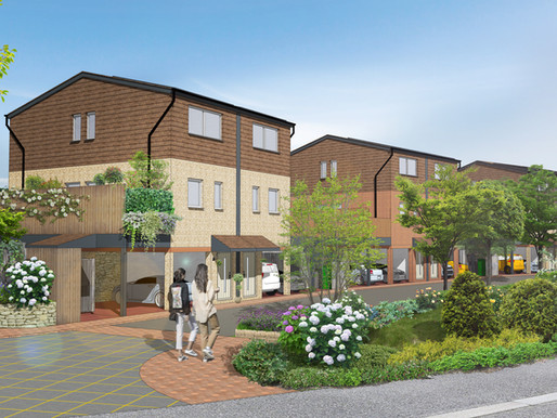 Permission granted for 8 new 'low-carbon' dwellings in Grays