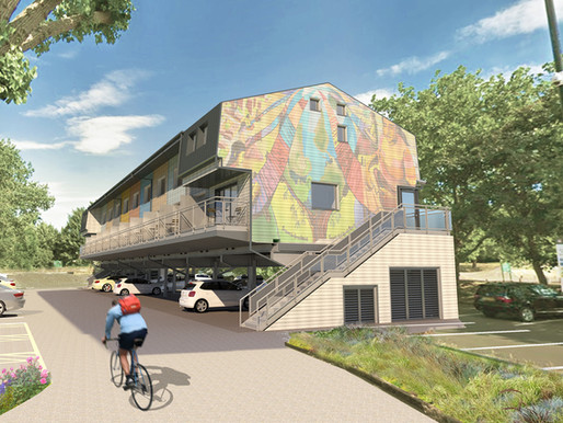 Bristol scheme to build homes above car parks gets green light
