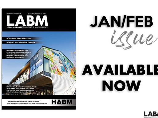 LABM January/February 2021 issue