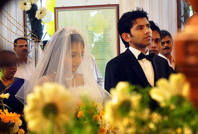 Chennai Christian Weddings Photographers