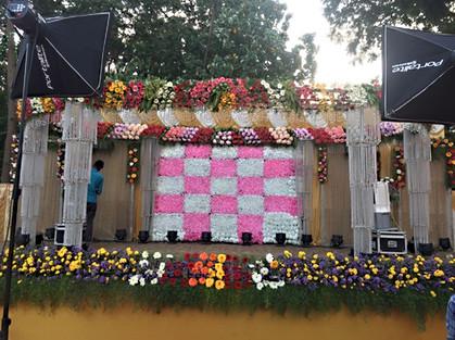 chennai reception decorations