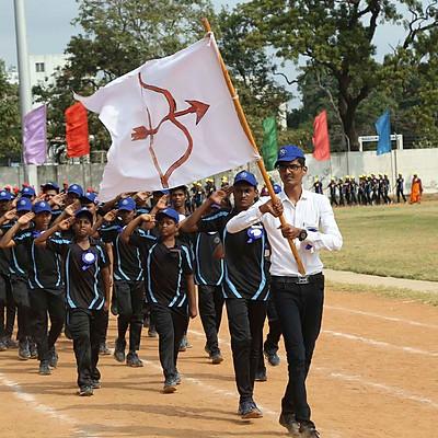 LFS-Sports March Past