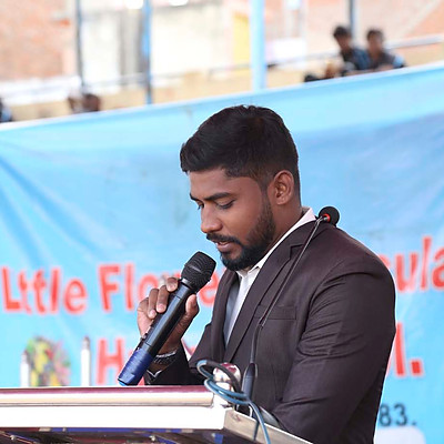 LFS-Sports 2nd Chief Guest Speech