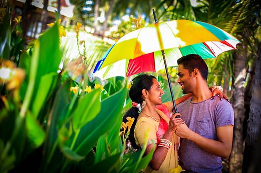 chennai wedding outdoor photoshoot