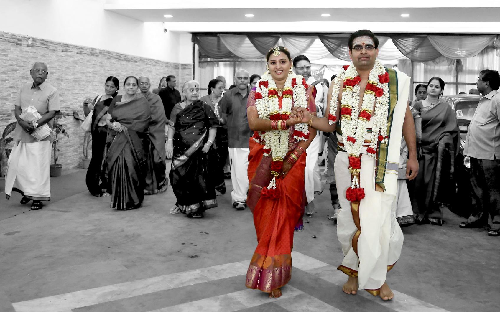 contemprary wedding photographers